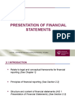 1 IAS 1 - Presentation of Financial Statements (1)
