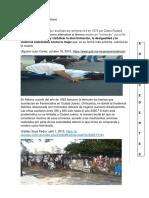 REPORTAJE DE FEMINICIDIOS