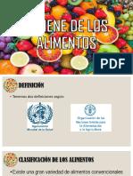 Higiene de Los Alimentos (Final)