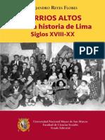 Libro Barrios Altos