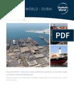 Yard Layout Drydocks World Dubai