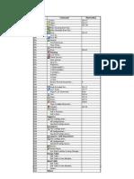 Solid Works Shortcut Keys Document