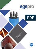 SGSPRO Innovation Brochure Bur Sets US