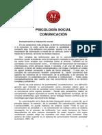 Comunicacion e Interaccion