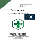 3.1.1.3 CONTOH Pedoman Manual Mutu OKKKK