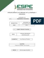 Informe Excel Esf-Def