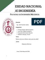 Motor Asincrono Informe