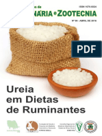 Ureia Em Dieta de Ruminantes - Caderno Tecnico 80
