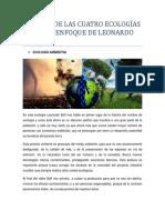 324601987 Leonardo Boff 4 Ecologias