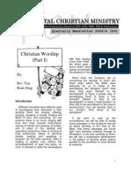FCM Newsletter 2006_V4 (Oct-Dec 06)