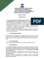2018 Ed n19 Abertura Inscricoes Especializacao Semiarido