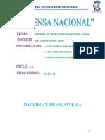 Trabajo de Defensa NacionalLL