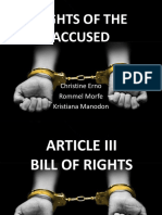 PPT Rights of the Accused