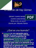 El alacran de fray Gomez ppt.ppt