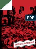 Comisión Provincial de La Memoria - Biblioteca de Libros Prohibidos