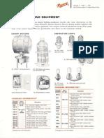 Revere Airport Lighting Equipment Bulletin 1963