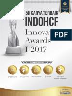 50 Karya Terbaik Indohcf Innovation Awards i 2017