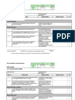 Internal_Audit Checklist