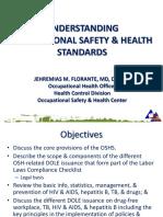 Understanding OSHS