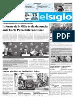 Edición Impresa 30-05-2018