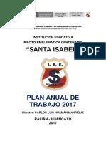 Pat Santa Isabel 2017