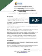 Anexo 6 - Formulario Instructores - Supervisores Modulo Inicial
