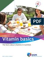 Vitamin Basics
