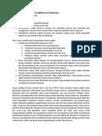 TUGAS 3 - Manajemen Sumber Daya Manusia Oleh Asep Nurrafiq Usmanar 030846903
