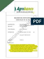 019 05 ReglamentoComite de Riesgos28 04