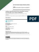 Analisis Distribucional de Estatuillas Incaicas en El Llullaillaco