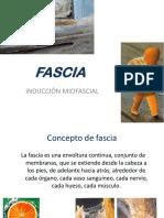Fascia- Inducción Miofascial