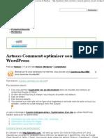 Astuce_ Comment Optimiser Son Wordpress