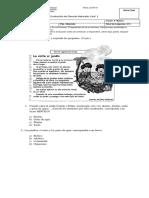 evaluación lección 1