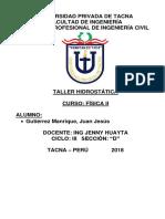 TALLER HIDROSTATICA GUTIERREZ MANRIQUE.docx