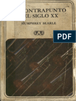 CONTRAPUNTO DEL SIGLO XX Documents.tips Contrapunto Del Siglo XX Humphrey Searle