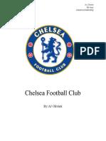 Semester One Final- Chelsea FC