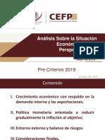 Criterios Economicos 2018 - 2019