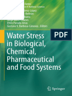 Water Stress in Biological, Chemical, Pharmaceutical and Food Systems.2015