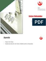 EDA - 03 Listas Enlazadas
