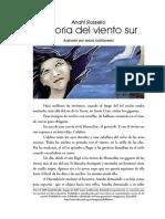 Rossello Historia Del Viento Sur
