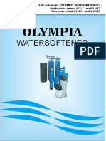 OLYMPIA - Watersoftener