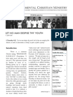 FCM Newsletter 2008_V4 (Oct-Dec 08)
