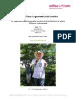 Cafe y Clima- La Geometria Del Cambio - Un Diagnostico Rapido Para Evaluar Los Retos de Los Productores de La Zona Trifinio en Centroamerica (1)