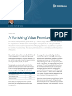 A Vanishing Value Premium US Weston Wellington January 2016 DFA