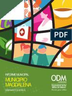 Informe Municipal Municipio de Magdalena, Intibucá.