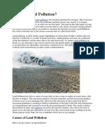 poluarea solului 1