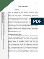 TINJAUAN PUSTAKA Chronic Respiratory Disease Karakteristik Mycoplasma ( Agent