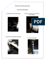 Operations of Different Simmulators