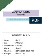 Case Peritonitis