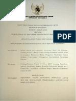 Peraturan Badan Pengawas Pemilihan Umum Tentang Penyelesaian Pelanggaran Administratif Pemilihan Umum 0